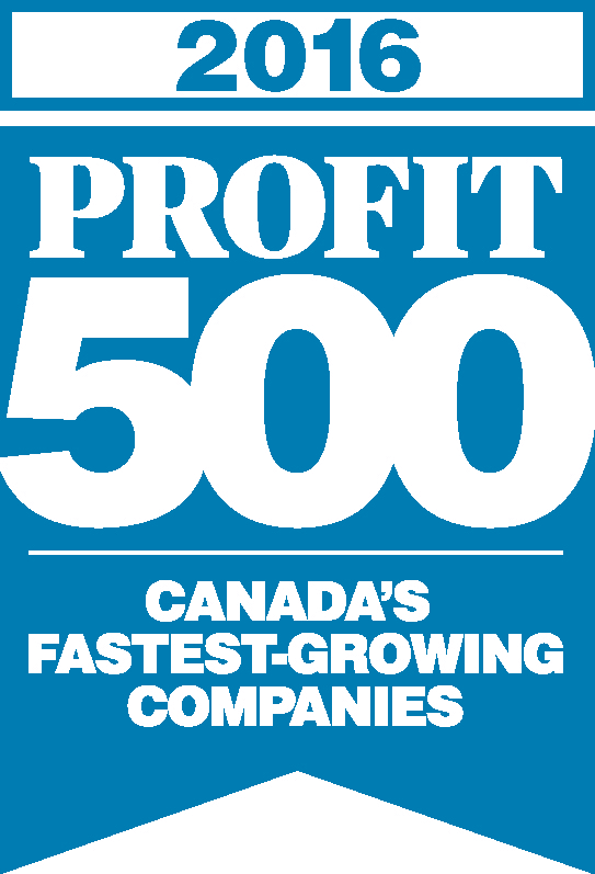 Profit 500 Fastest-Growing Companies - #185
