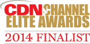 CDN Channel Elite Award 2014