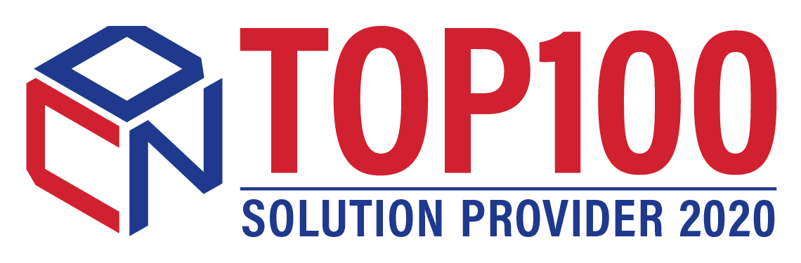 TOP 100 SOLUTION PROVIDER 2020