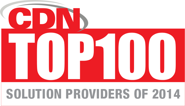 CDN Top 100 Solutions Provider 2014