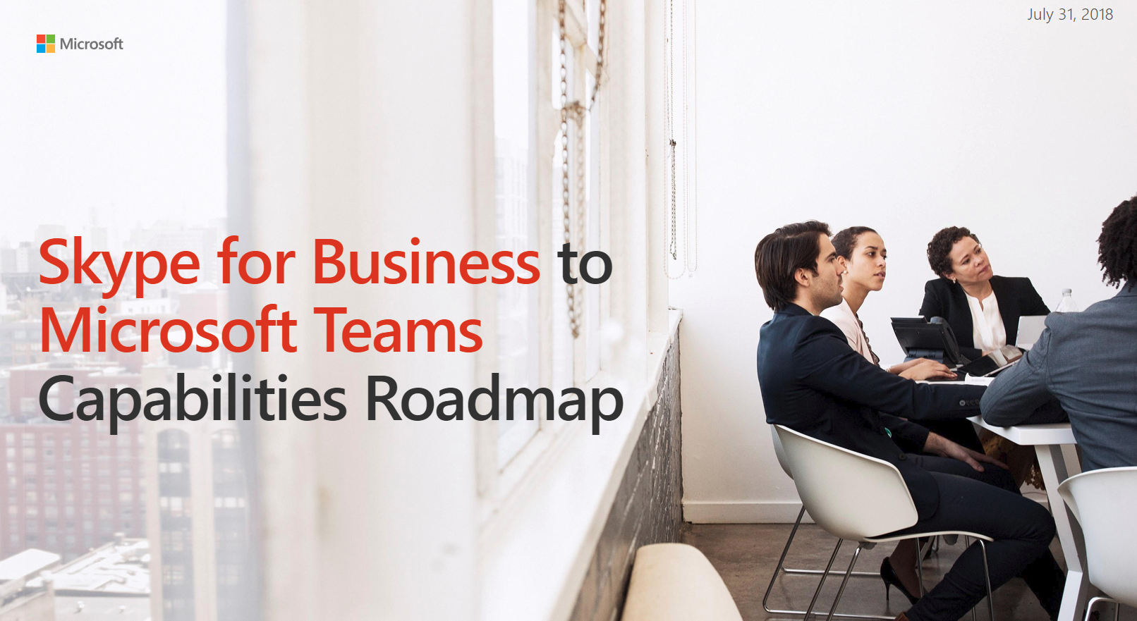 Microsoft Teams Roadmap