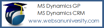dynamicsgpcrm training